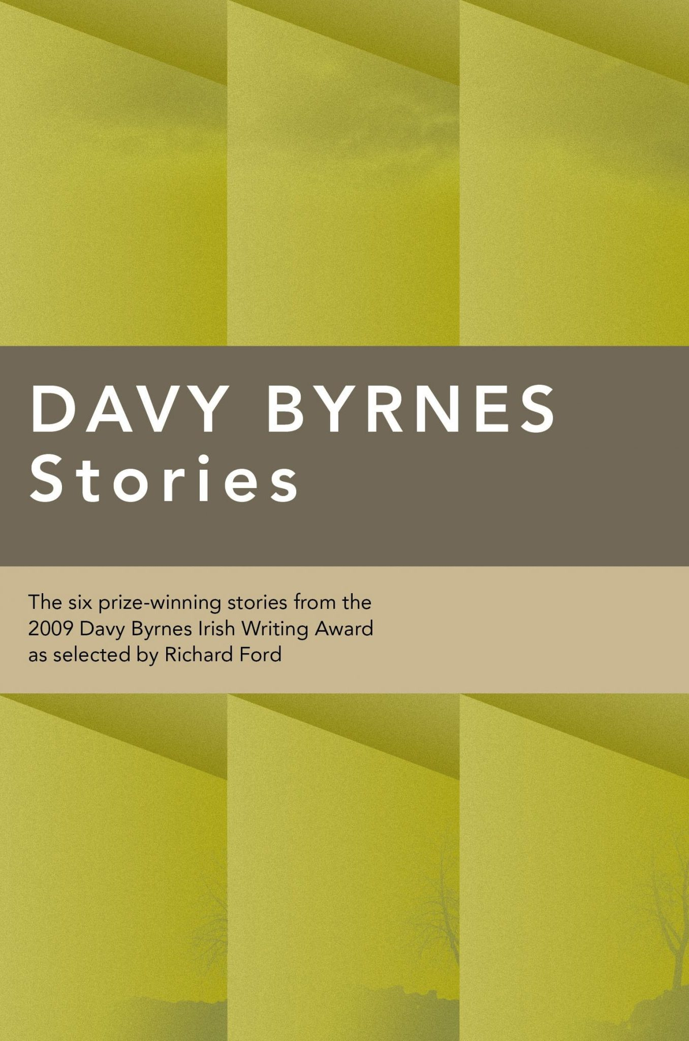 Davy Byrnes Stories cover
