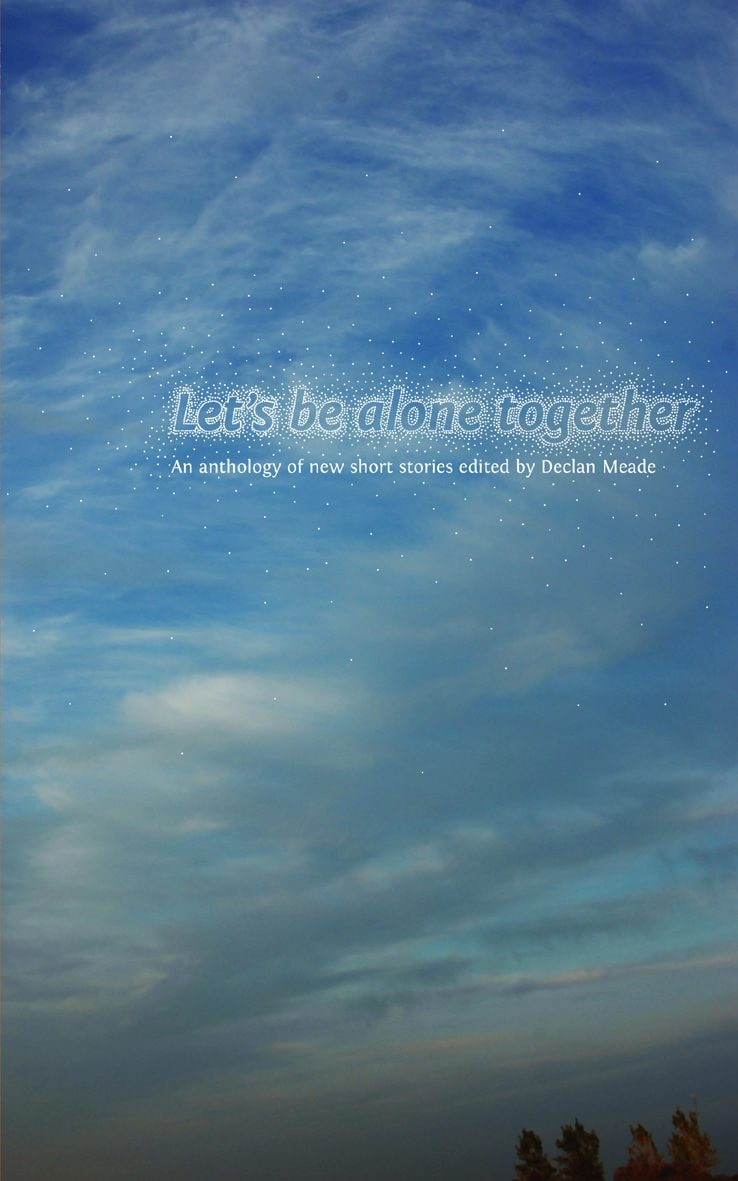 Lets be alone front COVER