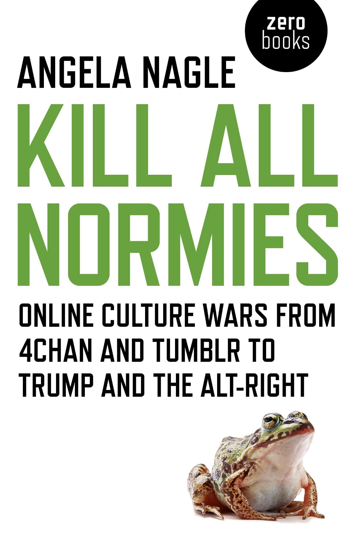 Kill All Normies Book Cover