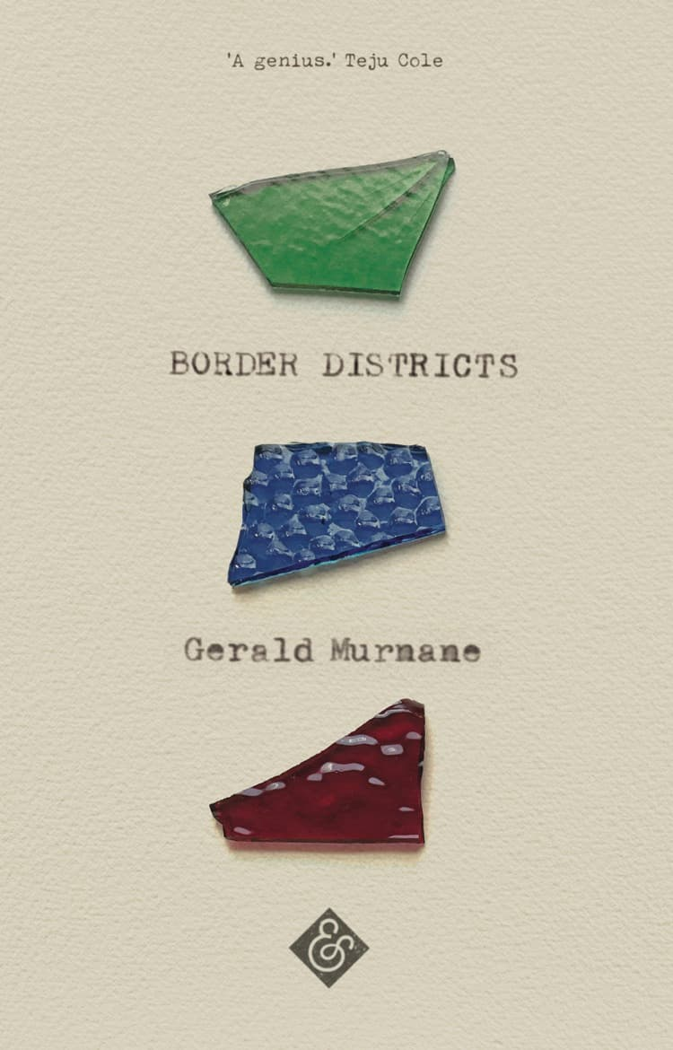 Gerald Murnane - Border Districts cover