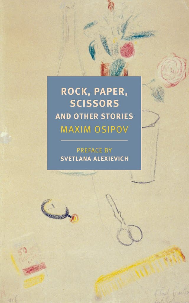 Rock, Paper, Scissors and other stories